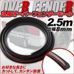 フェンダーモール 出幅8mm 長さ2.5m