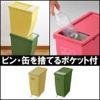 ショッピング分別 ごみ箱 2way カラフルダストボックス CS-20JP インテリア キッチン ゴミ箱 東谷