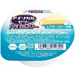 アイソカルゼリー ハイカロリー レアチーズケーキ味 24個 9451102 ネスレ日本 高齢者 介護 食事