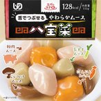 介護食 エバースマイル ムース食 八宝菜 18個セット ES-M-15 常温保存 レトルト おかず 中華