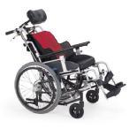 車椅子 車いす ティルト 座王 自走用ティルト型 日進