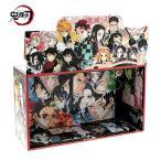 鬼滅の刃 ジャンプコミックス 全巻収納 BOX (1~23巻)  特製しおり5枚付き BX4 吾峠呼世晴 集英社