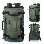 リュック リュックサック 登山用バックパック メンズ 40L 大容量 3way ブラック グリーン 送料無料 翌日発送