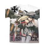 艦隊これくしょん -艦これ- ビスマルク フルグラフィックTシャツ ホワイト XLサイズ