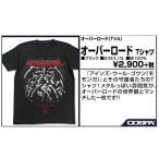 オーバーロード Tシャツ ブラック Sサイズ