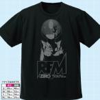 Re ゼロから始める異世界生活 レム ドライTシャツ ブラック XLサイズ