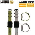 UAG社製 AppleWatchバンド用 44&42mm NATO UAG-AWLNシリーズ アップルウォッチ ベルト バンド 腕時計 レディース メンズ おしゃれ Series 6 SE対応