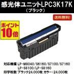 LP-S8100用 LPC3K17 ブラック 純正品 訳あり特価品 茶箱スターター感光体 EPSON 感光体ユニット