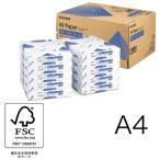 A4コピー用紙 W-Paper 5000枚(1箱) 富士ゼロックス ZGAA1280