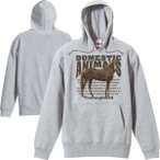 パーカー  馬(サラブレッド)/飼育動物・家畜
