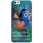 ショッピングビッツ ディズニーキャラクター オーバーレイシリーズ iPhone6s/6対応シェルジャケット ドリー&ニモ(メール便送料無料)