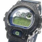 ショッピングビッツ (ワケあり)CASIO カシオ (メール便不可)(G-SHOCK)当店限定デコレーションベゼル仕様 DW-6900SB-PTCL(sb)(送料無料) ブラック