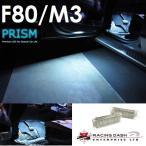 BMW M3 F80 カーテシ フットライト 室内灯 ルームランプ レーシングダッシ製 純正LED交換タイプ 5605887W