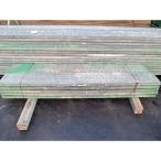 (中古(※お支払いは銀行振込前払いのみ))足場資材 軽量鋼製足場板 CLT-40  (M)