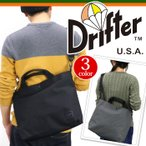 Drifter 2wayトートバッグ