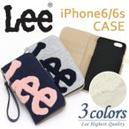Lee スマホケース リー iphone6 6s メンズ レディース 男女兼用 送料無料