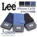 スマホケース LEE リー iphoneケース iphone6 6s iphone7 iphone8 メンズ レディース 男女兼用 送料無料