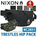 ショッピングnixon NIXON ニクソン ウエストバッグ TRESTLES HIP PACK BAG トレスルズ 父の日 プレゼント