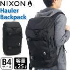 NIXON ニクソン 正規品 リュックサック リュック メンズ レディース 男女兼用 タブレットPC収納 A4 B4 通勤