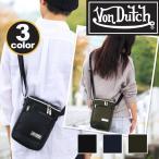 ショルダーバッグ Von Dutch ボンダッチ 送料無料 バング ショルダー