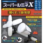 LED電球付きクリップランプ スーパールミネX LA-4805-LE