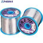 アルミット 鉛入りやに入りはんだ KR−19 難はんだ付け用 1.2mm KR19-60A-2.5-1.2MM ▼116-7073 日本アルミット(株)