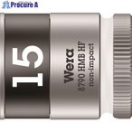 Wera 8790 HMB HFソケット 3/8 15.0mm 003749  ▼125-6366 Wera社