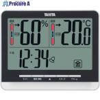 TANITA デジタル温湿度計 TT‐538‐BK TT-538-BK ▼765-8711 (株)タニタ