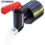 TRUSCO 樹脂製給油コック キューちゃん 口径40仕様 QC-40-R ▼775-6135 トラスコ中山(株)