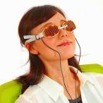 疲れ目 充血 眠気 アイマスク EleIce-Eye 電子冷却で疲れた目元をクールダウン エレアイスアイ