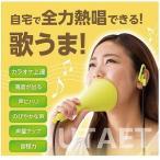 カラオケ 防音マイク 消音 騒音対策 目指せ歌ウマ UTAET(ウタエット)