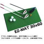 EZマット30cmx60cm ゴムティー1個(L54mm)付き ゴル