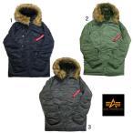 アルファ N-3B タイトジャケット 20094 ミリタリー ジャケット メンズ