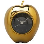 GOLDEN GILAPPLE CLOCK