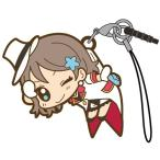 【ネコポス/DM便対応】コスパ ラブライブ!サンシャイン!! 渡辺曜つままれストラップ MIRAI TICKET Ver.