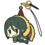 【ネコポス/ゆうパケット対応】コスパ Fate/Grand Order キャスター:諸葛孔明 つままれストラップ