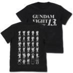 機動武闘伝Gガンダム 第13回ガンダムファイト開催記念Tシャツ ブラック Lサイズ