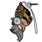 【ネコポス/ゆうパケット対応】コスパ ゴジラ モスラ(成虫)&モスラ(幼虫) 92' つままれストラップ【8月発売予定 予約商品】