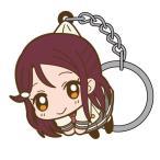 【ネコポス/DM便対応】コスパ ラブライブ!サンシャイン!! 桜内梨子つままれキーホルダー