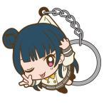 【ネコポス/DM便対応】コスパ ラブライブ!サンシャイン!! 津島善子つままれキーホルダー