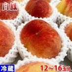 和歌山県産 桃 白鳳 12〜16玉入 約3.5kg(化粧箱)