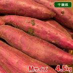 千葉県産 さつまいも 紅はるか Mサイズ(20本前後入)約5kg