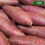 千葉県産 さつまいも 紅はるか Sサイズ(30本前後入)約5kg