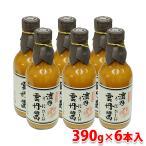 【送料無料】雲丹醤(うにひしお) 390g×6本入り(1箱)