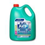 除菌漂白剤 キッチンハイター 5kg 花王