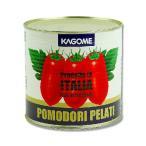 カゴメ ホールトマト イタリア産1号缶