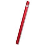 HEIKO カラー模造紙 赤 5枚
