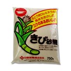 日新製粉 きび砂糖 750g