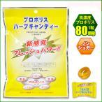 バイオポリスハーブキャンディー【プロポリス高濃度配合】のど飴 プロポリスのど飴