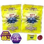 【送料無料】プロポリスハーブキャンディー《ブルーベリー味》2袋セット